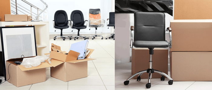 Seamless office relocation